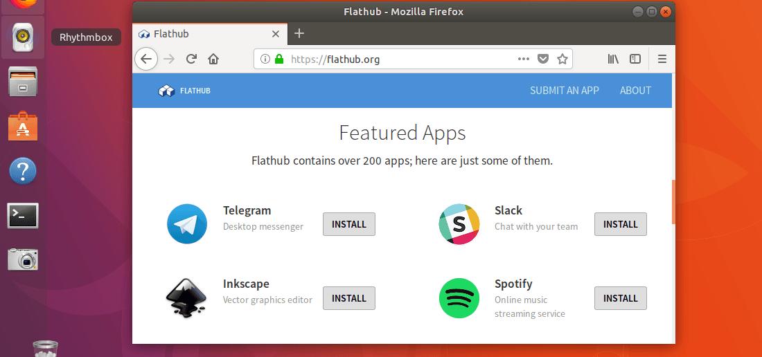 Cómo instalar y usar FlatPak en Linux