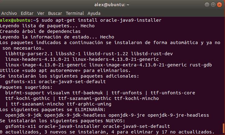 Instalar Java JDK en Ubuntu, Mint o Debian