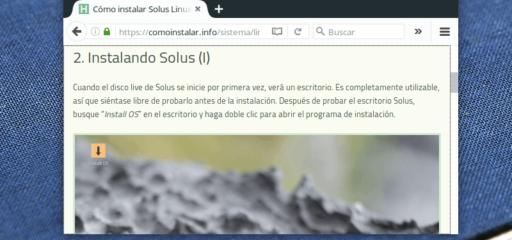 Cómo instalar Solus Linux