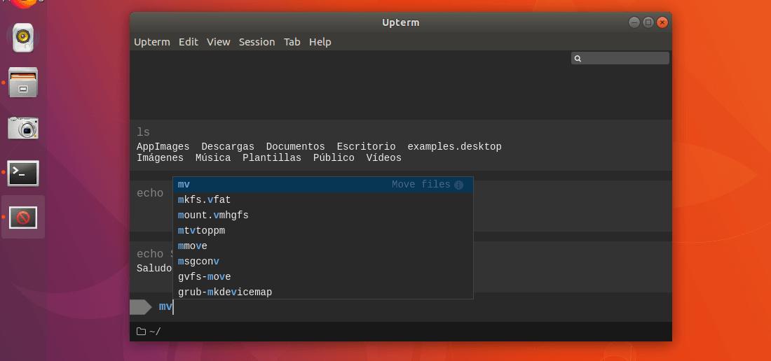 Cómo instalar Upterm en Linux