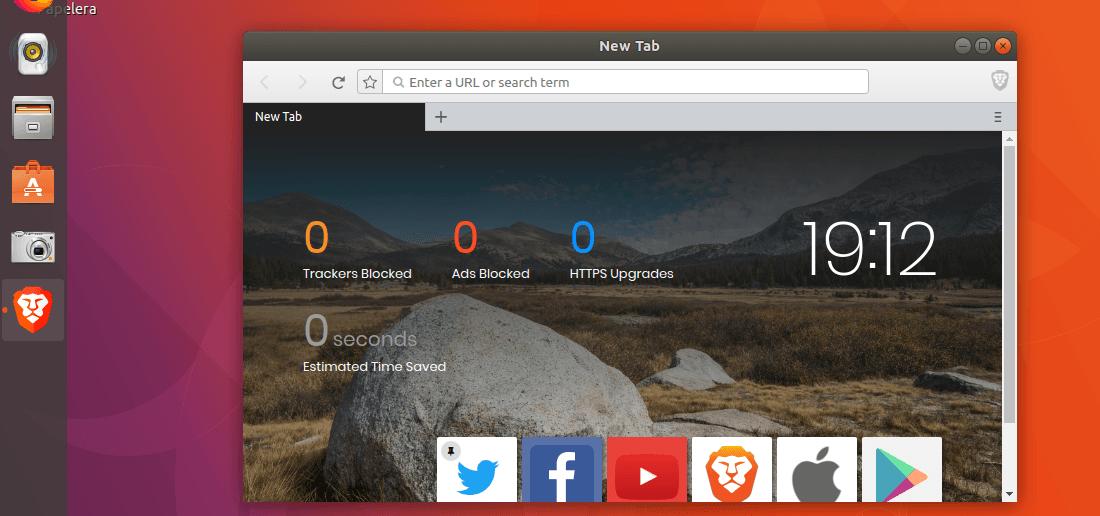 Cómo instalar navegador Brave en Linux
