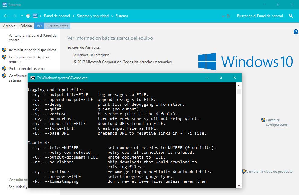 Cómo instalar y usar Wget en Windows 10