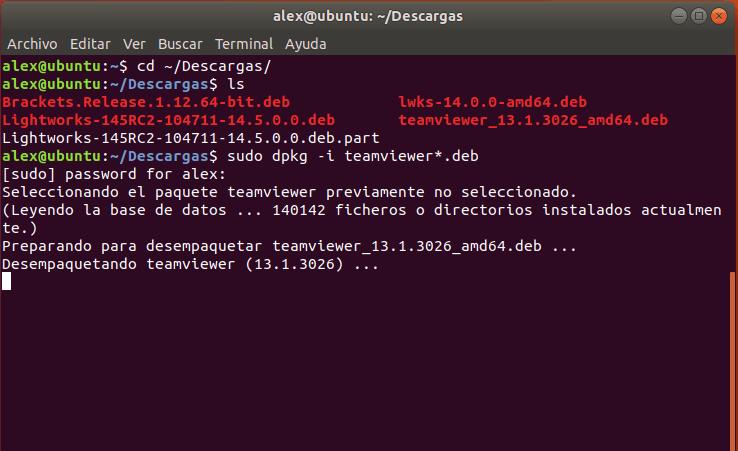 Instalar Teamviewer en Ubuntu y Debian