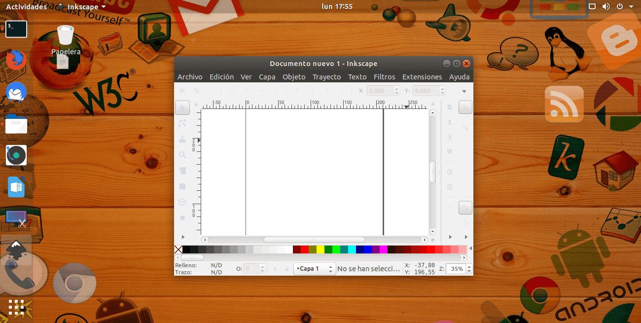 Cómo instalar Inkscape en Linux
