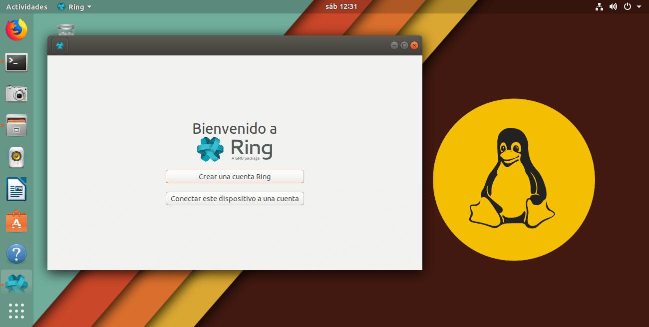 Cómo instalar Ring en Linux