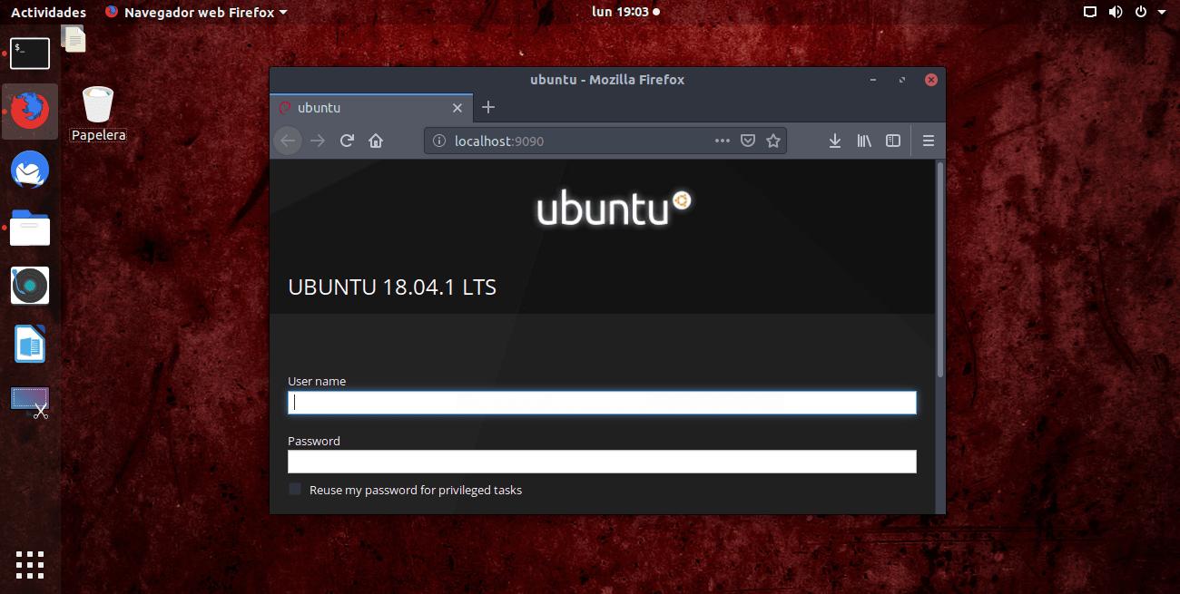 Cómo instalar Cockpit en Linux