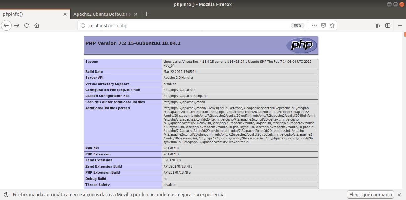 Cómo instalar PHP en Linux