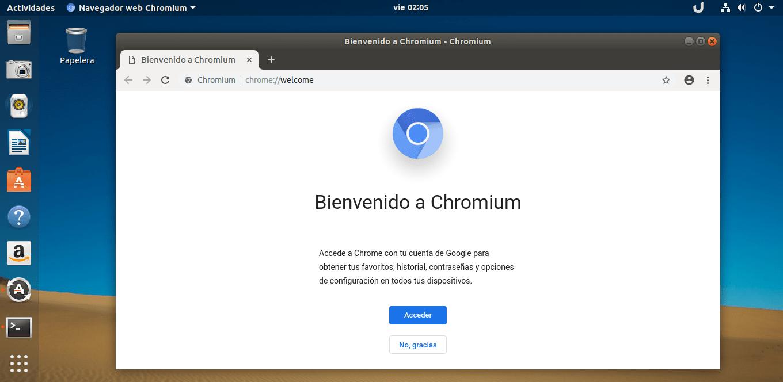 Cómo instalar Chromium en Linux