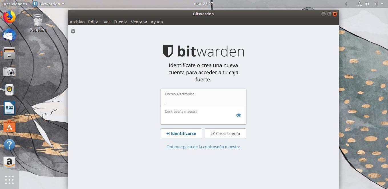 Cómo instalar y configurar BitWarden en Linux