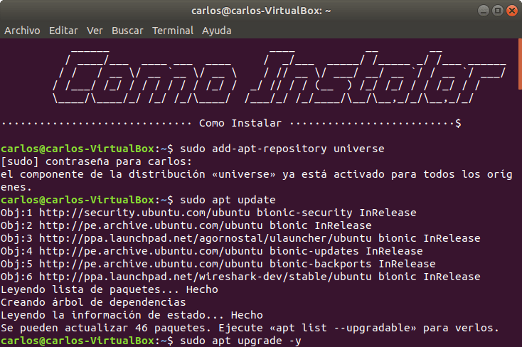 Configurar PPA Chromium en Linux