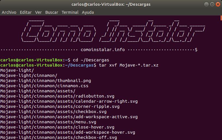 Configurar PPA McMojave en Linux