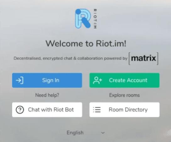 Riot en Linux
