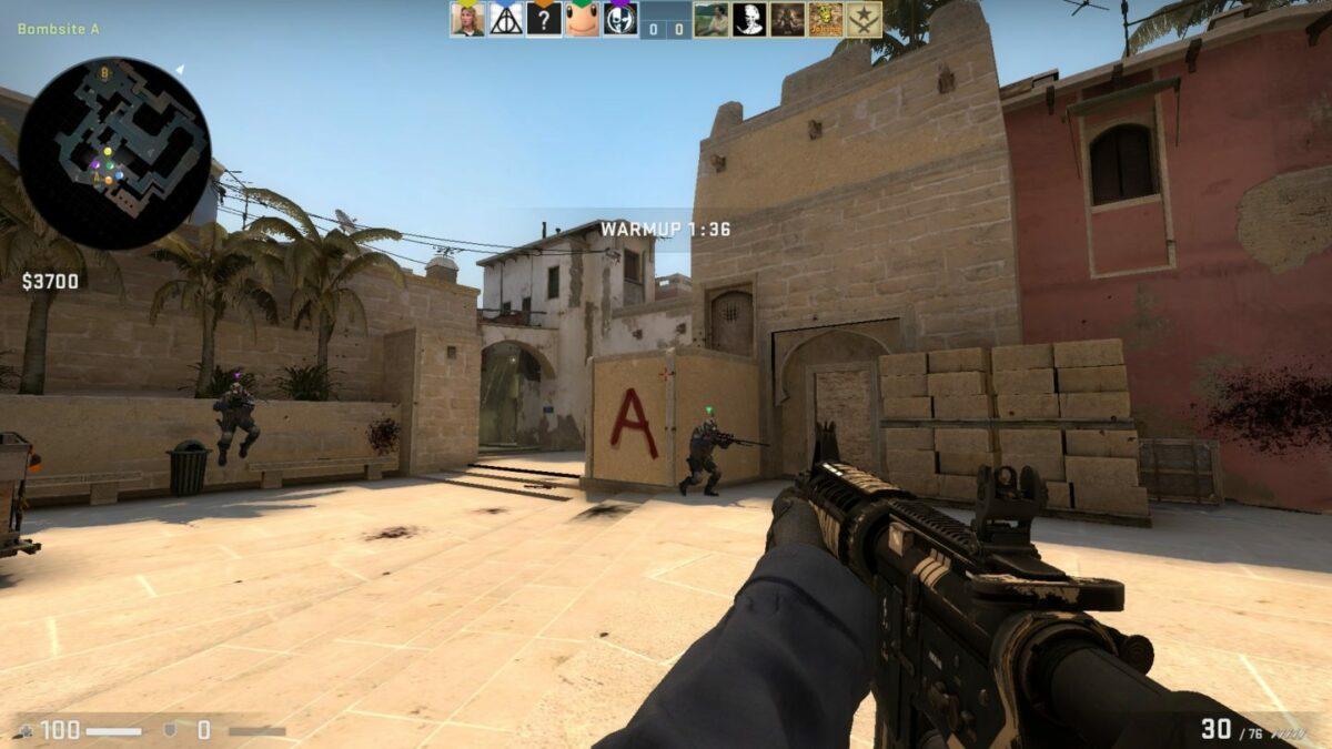 Counter Strike GO