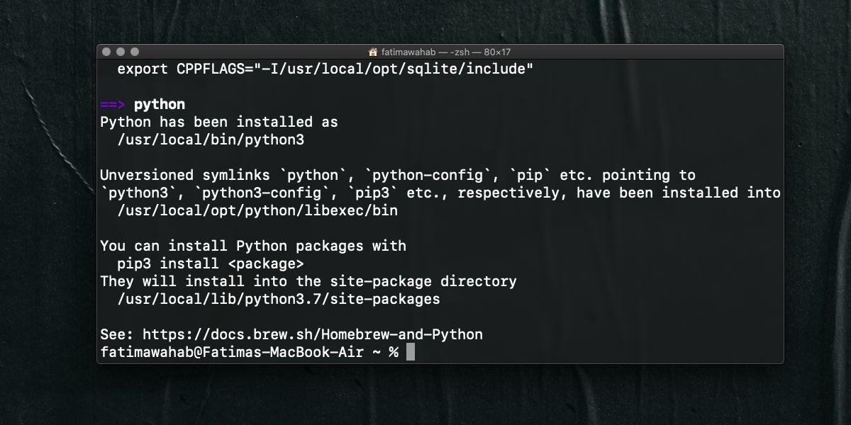 Instalacion Python 3 en MacOS-1