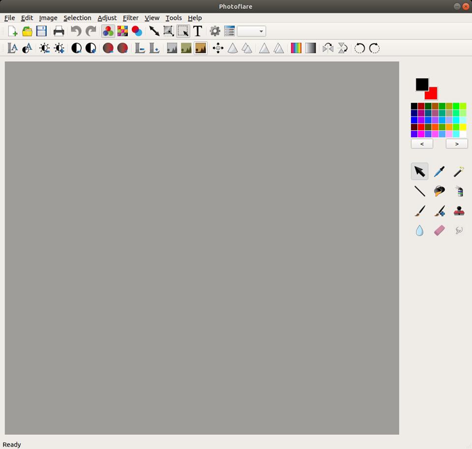 Photoflare en ubunto