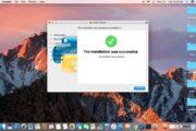 Python en macSO1