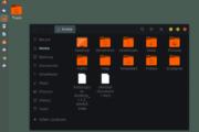 Tema de icono Neon en Linux