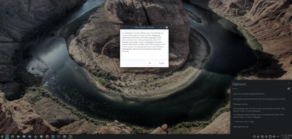 KDE plasma 5-1